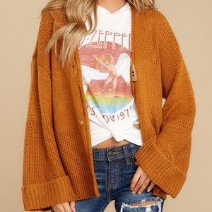 Band of Gypsies, Copain Oversized Cardigan